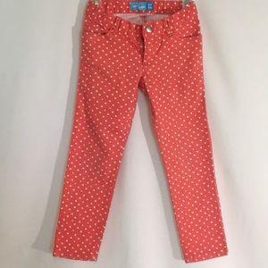 Girls, Heart Print, Old Navy, Skinny Jeans,